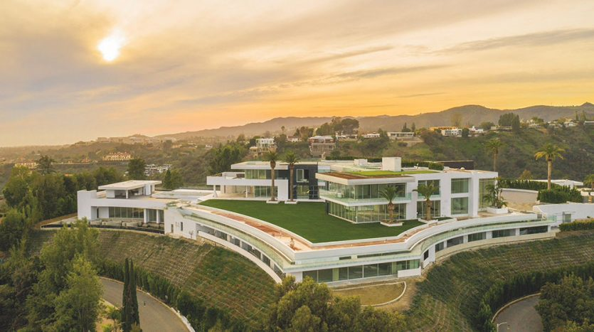 The One Bel Air California 500 Million Ahava Jerusalem